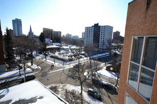 Photo 31: 501 10011 110 Street NW in Edmonton: Zone 12 Condo for sale : MLS®# E4192639