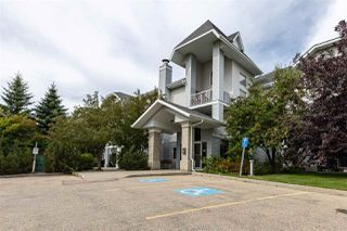 Main Photo: 309 905 BLACKLOCK Way in Edmonton: Zone 55 Condo for sale : MLS®# E4212248