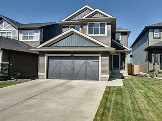 Photo 1: 1072 Allendale Crescent: Sherwood Park House for sale : MLS®# E4212339