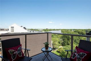 Photo 8: 602 290 Waterfront Drive in Winnipeg: Exchange District Condominium for sale (9A)  : MLS®# 202022977