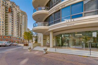 Photo 2: 101 1088 6 Avenue SW in Calgary: Downtown West End Apartment for sale : MLS®# A1031255