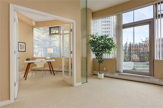 Photo 18: 101 1088 6 Avenue SW in Calgary: Downtown West End Apartment for sale : MLS®# A1031255