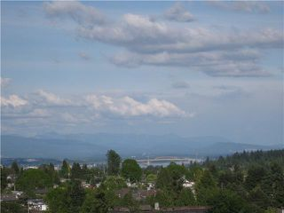 Photo 10: # 1502 7325 ARCOLA ST in Burnaby: Highgate Condo for sale (Burnaby South)  : MLS®# V832900