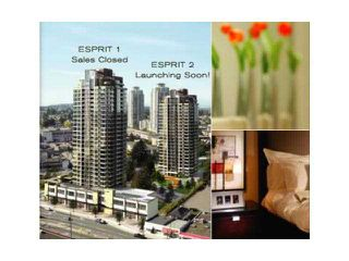 Photo 1: # 1502 7325 ARCOLA ST in Burnaby: Highgate Condo for sale (Burnaby South)  : MLS®# V832900