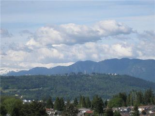 Photo 9: # 1502 7325 ARCOLA ST in Burnaby: Highgate Condo for sale (Burnaby South)  : MLS®# V832900