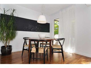 "Photo 4: # 203 1640 W 11TH AV in Vancouver: Fairview VW Condo for sale in ""HERITAGE HOUSE"" (Vancouver West)  : MLS®# V908583"