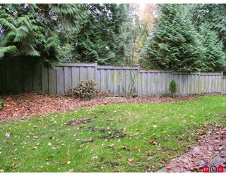 "Photo 10: 19 2058 WINFIELD Drive in Abbotsford: Abbotsford East Townhouse for sale in ""Rosehill"" : MLS®# F2728131"