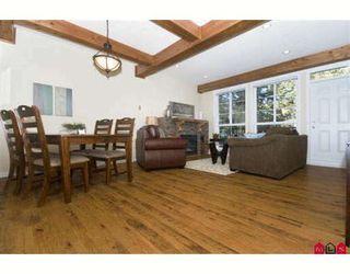 "Photo 3: 32 5889 152 Street in Surrey: Sullivan Station Townhouse for sale in ""Sullivan Gardens"" : MLS®# F2809304"