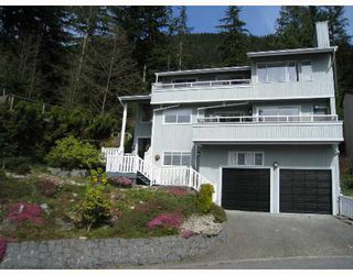 "Photo 1: 5650 EAGLE Court in North_Vancouver: Grouse Woods House for sale in ""EAGLE NEST"" (North Vancouver)  : MLS®# V704250"