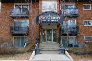 Photo 2: 401 10745 83 Avenue in Edmonton: Zone 15 Condo for sale : MLS®# E4167296