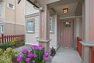 "Photo 3: 151 10151 240 Street in Maple Ridge: Albion Townhouse for sale in ""Albion Station"" : MLS®# R2399122"