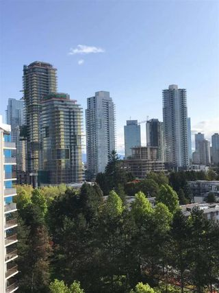 Main Photo: 1103 4134 MAYWOOD Street in Burnaby: Metrotown Condo for sale (Burnaby South)  : MLS®# R2412354