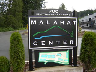 Photo 1: 25-106 700 Shawnigan Lake Road in MALAHAT: ML Shawnigan Lake Industrial for sale (Malahat & Area)  : MLS®# 421048