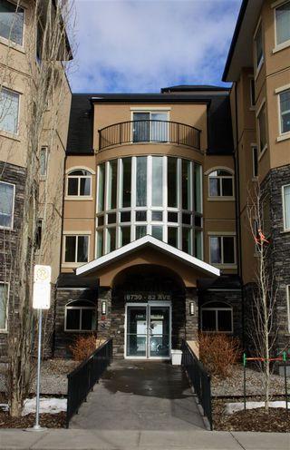 Photo 21: 411 8730 82 Avenue in Edmonton: Zone 18 Condo for sale : MLS®# E4191199
