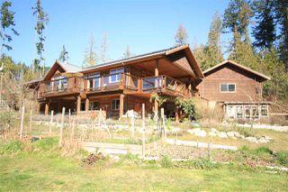 Main Photo: 1737 LOCKYER Road: Roberts Creek House for sale (Sunshine Coast)  : MLS®# R2446969