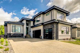 Photo 1: 3209 CAMERON HEIGHTS Way in Edmonton: Zone 20 House for sale : MLS®# E4202888
