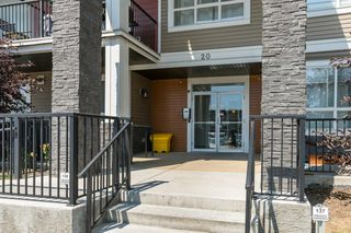 Photo 3: 114 20 WALGROVE Walkway SE in Calgary: Walden Apartment for sale : MLS®# A1016101