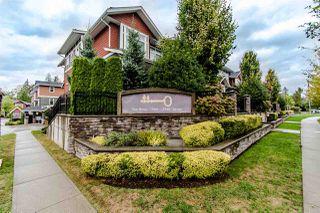 "Photo 1: 44 11461 236 Street in Maple Ridge: Cottonwood MR Townhouse for sale in ""TWO BIRDS"" : MLS®# R2499745"
