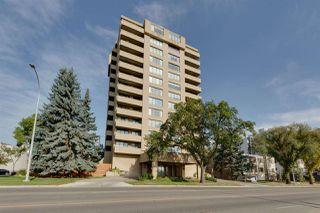 Photo 25: 504 8340 JASPER Avenue in Edmonton: Zone 09 Condo for sale : MLS®# E4215360