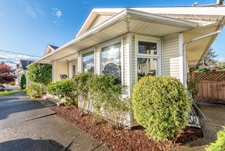 Photo 1: A 2395 Grant Ave in : CV Courtenay City Half Duplex for sale (Comox Valley)  : MLS®# 856921