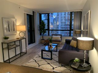 "Photo 1: 1810 909 MAINLAND Street in Vancouver: Yaletown Condo for sale in ""YALETOWN PARK II"" (Vancouver West)  : MLS®# R2518845"