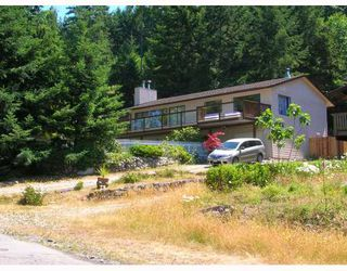 Photo 2: 1569 WHITESAILS Drive: Bowen Island House for sale : MLS®# V796693