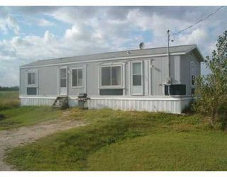 Photo 1: DUNDEE GARSON RD in Hazelridge: Anola / Dugald / Hazelridge / Oakbank / Vivian Mobile Home for sale (Winnipeg area)  : MLS®# 2510772