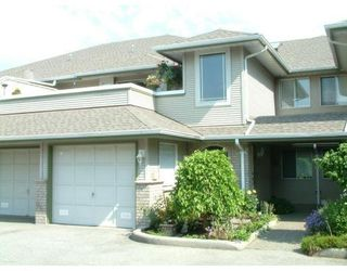 Photo 1: # 18 21491 DEWDNEY TRUNK RD in Maple Ridge: Townhouse for sale : MLS®# V658115