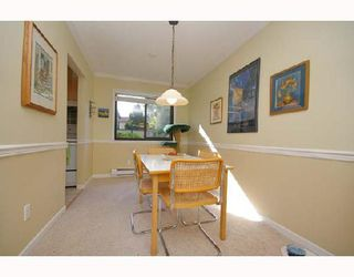 Photo 5: 11772 KINGSBRIDGE Drive in Richmond: Ironwood Townhouse for sale : MLS®# V672931
