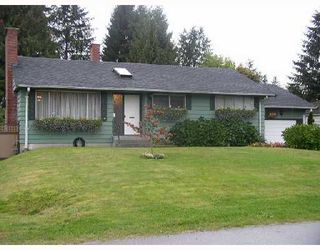 Photo 1: 21538 122ND Avenue in Maple_Ridge: West Central House for sale (Maple Ridge)  : MLS®# V674416