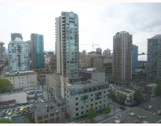 "Photo 5: 1602 928 RICHARDS Street in Vancouver: Downtown VW Condo for sale in ""THE SAVOY"" (Vancouver West)  : MLS®# V705227"
