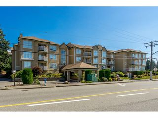 "Photo 1: 308 2410 EMERSON Street in Abbotsford: Abbotsford West Condo for sale in ""Lakeway Gardens"" : MLS®# R2400057"