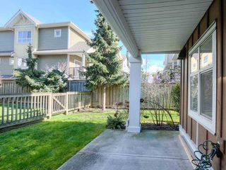 "Photo 3: 34 935 EWEN Avenue in New Westminster: Queensborough Townhouse for sale in ""COOPERS LANDING"" : MLS®# R2443218"