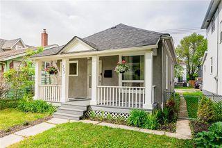 Photo 1: 375 Atlantic Avenue in Winnipeg: Residential for sale (4C)  : MLS®# 202011638