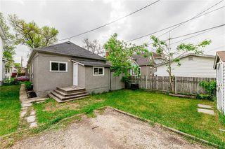Photo 23: 375 Atlantic Avenue in Winnipeg: Residential for sale (4C)  : MLS®# 202011638
