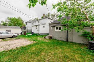 Photo 26: 375 Atlantic Avenue in Winnipeg: Residential for sale (4C)  : MLS®# 202011638