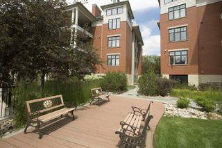 Photo 27: 308 9819 96A Street in Edmonton: Zone 18 Condo for sale : MLS®# E4203512