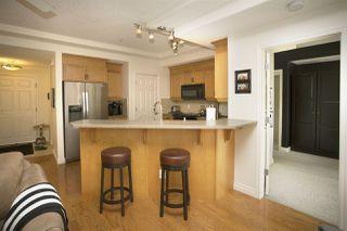 Photo 4: 308 9819 96A Street in Edmonton: Zone 18 Condo for sale : MLS®# E4203512