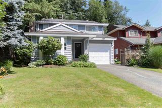 Photo 1: 1460 HAMBER Court in North Vancouver: Indian River House for sale : MLS®# R2479109