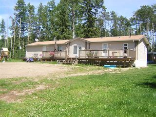Photo 1: 18112A TWP 532A in Edson: Edson Rural Manufactured for sale : MLS®# 16506