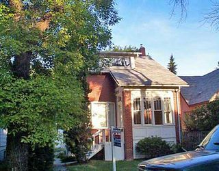 Photo 1: 384 SIMCOE Street in Winnipeg: West End / Wolseley Single Family Detached for sale (West Winnipeg)  : MLS®# 2512461