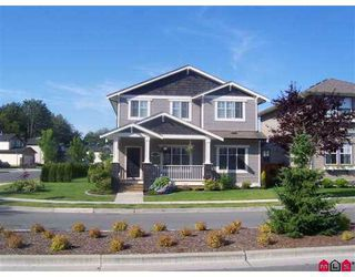 "Main Photo: 36005 STEPHEN LEACOCK Drive in Abbotsford: Abbotsford East House for sale in ""Auguston"" : MLS®# F2718487"