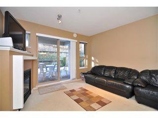 Photo 2: # 212 9319 UNIVERSITY CR in Burnaby: Simon Fraser Univer. Condo for sale (Burnaby North)  : MLS®# V870747