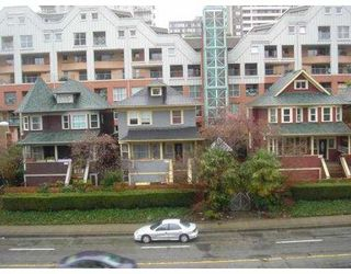 """Photo 9: 706 1040 PACIFIC Street in Vancouver: West End VW Condo for sale in """"CHELSEA TERRACE"""" (Vancouver West)  : MLS®# V693318"""