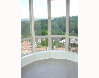 "Photo 5: 1402 9603 MANCHESTER Drive in Burnaby: Cariboo Condo for sale in ""Strathmore Towers"" (Burnaby North)  : MLS®# V715077"