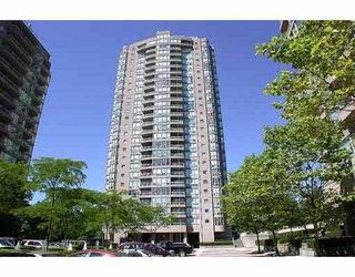 "Photo 1: 1402 9603 MANCHESTER Drive in Burnaby: Cariboo Condo for sale in ""Strathmore Towers"" (Burnaby North)  : MLS®# V715077"