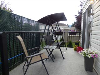 "Photo 16: 101 9540 COOK Street in Chilliwack: Chilliwack N Yale-Well Townhouse for sale in ""ROSE ARBOR"" : MLS®# R2388420"
