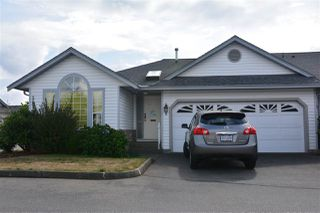 """Photo 1: 9 33922 KING Road in Abbotsford: Poplar Townhouse for sale in """"Kings View Estates"""" : MLS®# R2403682"""