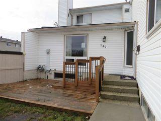 Photo 3: 139 MARLBOROUGH Place in Edmonton: Zone 20 Townhouse for sale : MLS®# E4178670