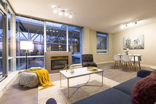 """Photo 1: 305 633 KINGHORNE Mews in Vancouver: Yaletown Condo for sale in """"ICON II"""" (Vancouver West)  : MLS®# R2419482"""